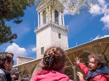 Istanbul: Geschichtstour durch den Topkapi-Palast