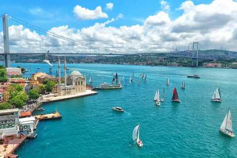 Istanbul: crociera sul Bosforo dal molo Eminonu e App audio