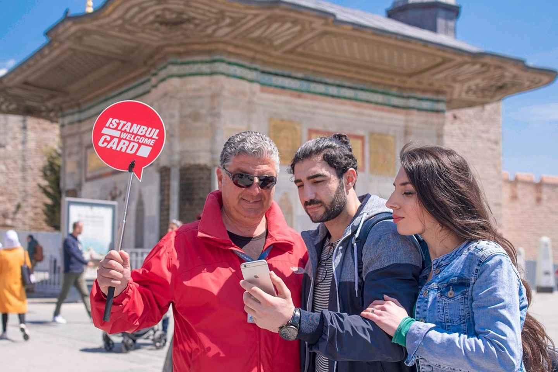 Istanbul: Topkapi-Palast - Ticket ohne Anstehen & Audioguide