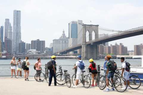 From Manhattan: 2-Hour Brooklyn Bridge Guided Bike Tour