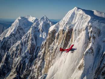 Talkeetna: Denali-Flug mit optionaler Gletscherlandung