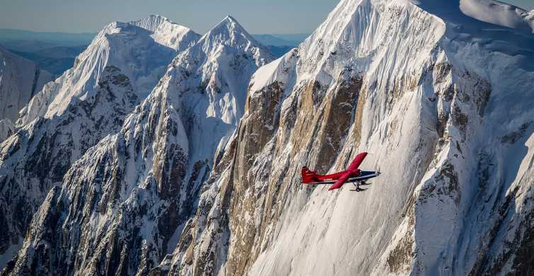 Talkeetna: Grand Denali Flight with Optional Glacier Landing