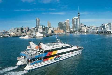 Auckland: Passe de Balsa Veloz para a Ilha Waiheke