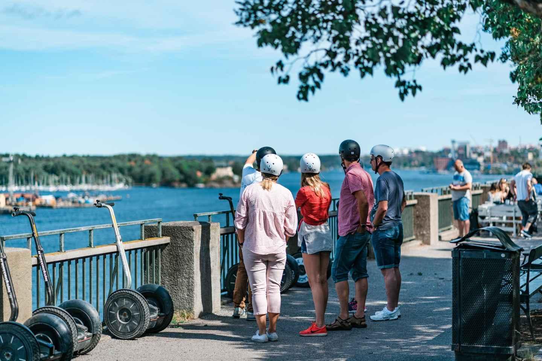 Stockholm: Södermalm Segway-Tour