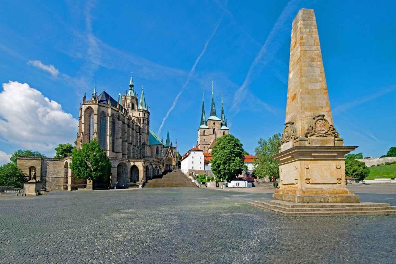 Erfurt: Schnitzeljagd in der Altstadt