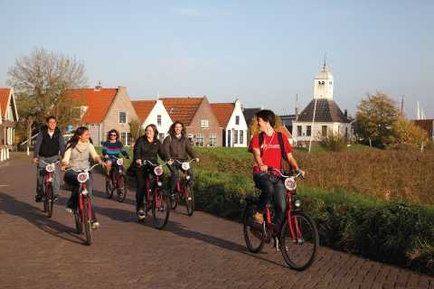 From Amsterdam: 2.5-Hour Dutch Countryside Bike Tour