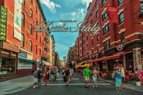 New York City: Little Italy Italian Food Tasting Tour