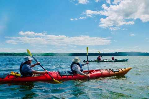 Quebec City: Sea-Kayaking Excursion