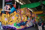 New Orleans: Mardi Gras World Behind-the-Scenes Tour