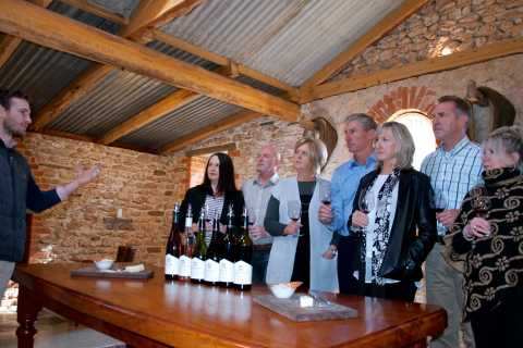 Adelaide: Barossa Tour with Boutique Wineries, Gourmet Lunch
