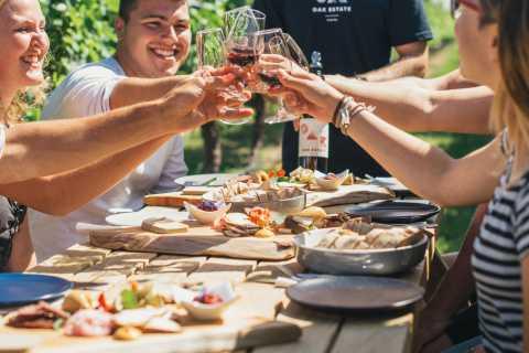 Napier: Experiência de um dia com vinho e comida