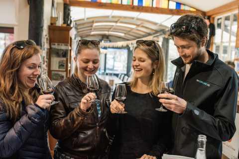 Napier: Experiência de Vinhos e Comidas de Meio Dia