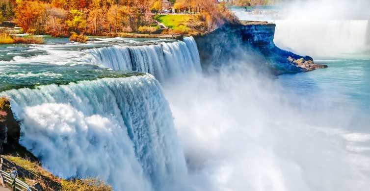 Cataratas del Niágara: tour de EE. UU. y Dama de la Niebla