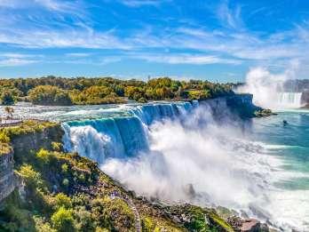 Niagara Fälle, USA: Kanada und USA Deluxe Tagestour