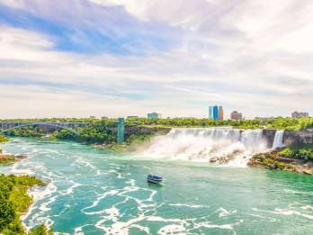 Niagarafälle, US: Kanada-Tour & Maid of The Mist