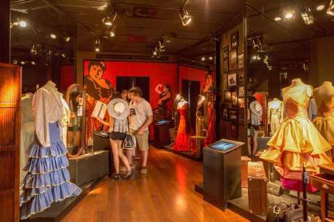 Seville: Museum of Flamenco Dance Admission Ticket