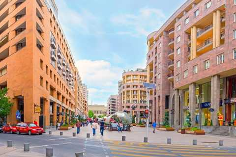 Yerevan: City Tour with Brandy Tasting and Carpet Weaving