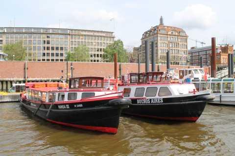 Hamburg by Boat: 1-Hour Hanseatic Tour
