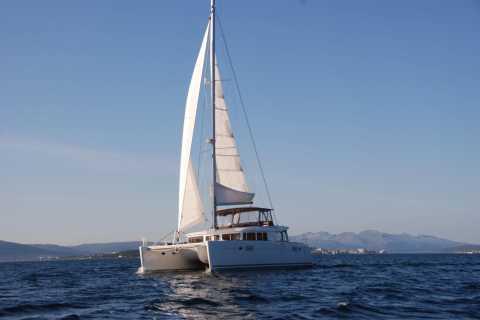 Tromsø: Fjord and Islands Luxury Catamaran Cruise
