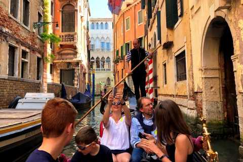 Venice Walking Tour and Gondola Ride Combo