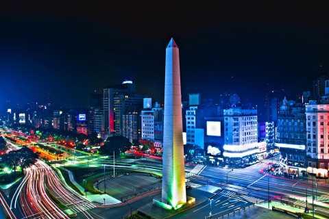 Buenos Aires por la noche: tour en grpo reducido
