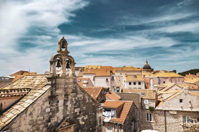 Dubrovnik: begeleide wandeltocht oude stad van 1,5 uur
