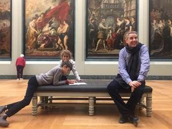 Paris: Private Louvre-Tour für Kinder geeignet