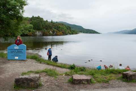 Loch Ness e il tour di 1 giorno delle Highlands da Aberdeen