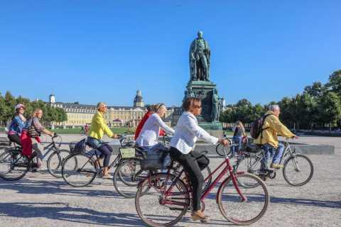 Karlsruhe: City Tour by Bike