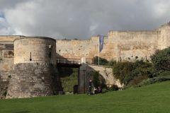 Caen como um local: passeio a pé guiado personalizado