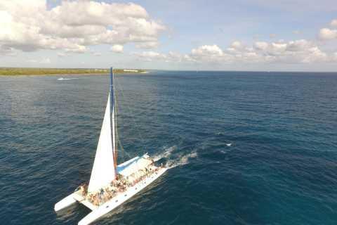 Punta Cana: excursión con todo incluido a la isla Saona