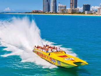 Miami: Sightseeing-Tour per Speedboat