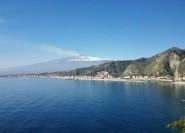 Giardini Naxos, Taormina und Castelmola Tour