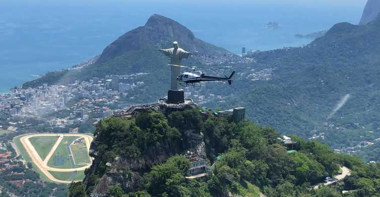 Rio de Janeiro: Sightseeing Helicopter Flight