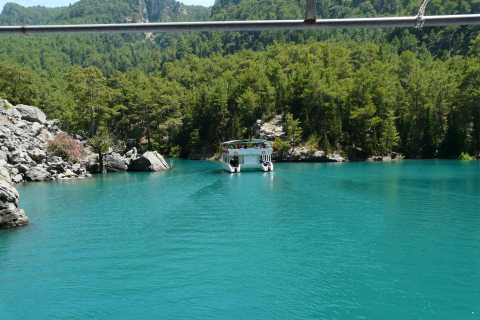 Side: Green Lake Bus and Boat Tour