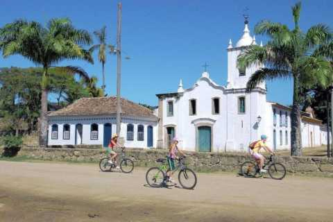 Paraty: Half-Day Bike Rental