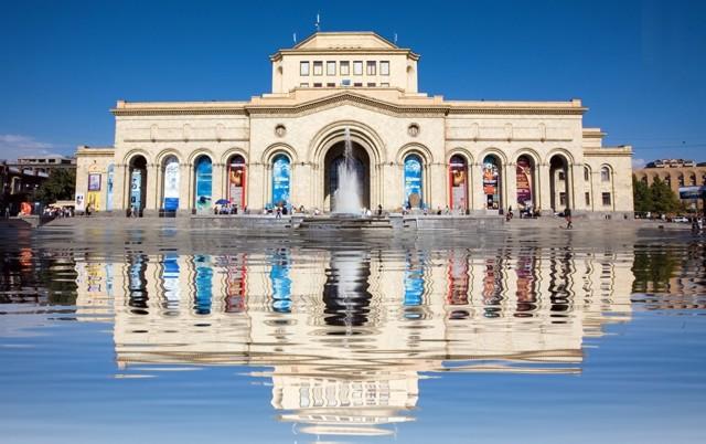 Yerevan: privérondleiding door de stad
