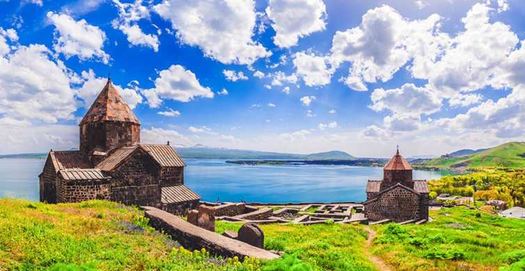Private Tour: Lake Sevan, Dilijan, Goshavank and Haghartsin