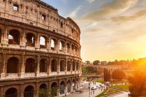 Rome: Colosseum, Forum Romanum en Navona Square Tour