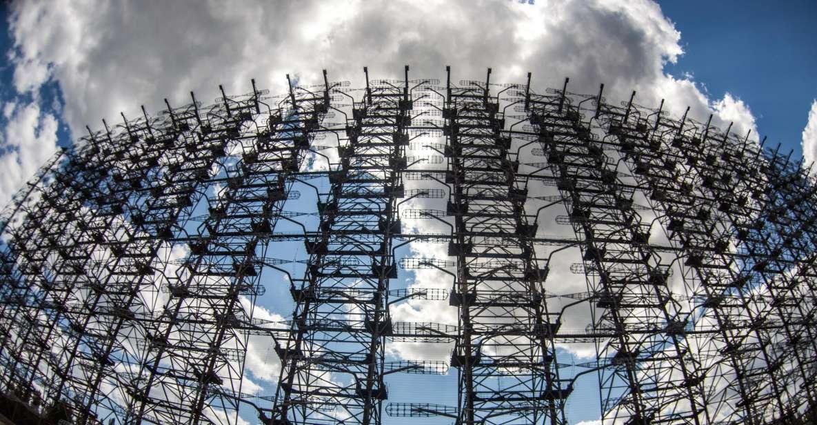 Ab Kiew: Tagestour zur Sperrzone von Tschernobyl und Prypjat