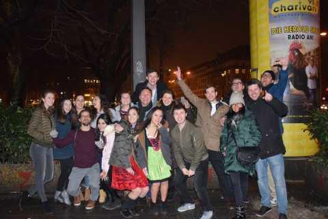Munich: Ultimate Pub Crawl Experience