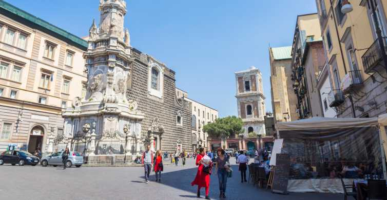 Private Transfer in Minivan From Sorrento to Naples