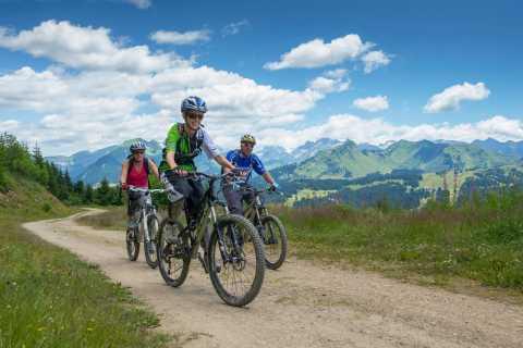 Annecy: Aventure d'une journée en VTT électrique