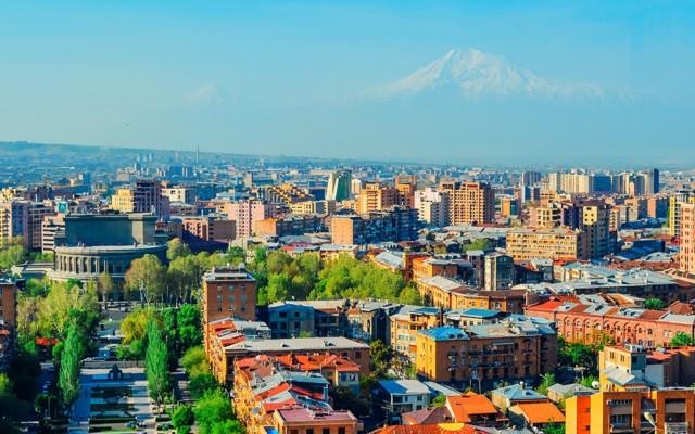 Yerevan: Plein van de Republiek en privétour langs de Northern Avenue