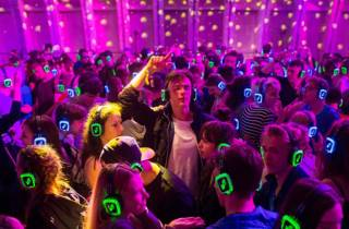 Silent Disco in Amsterdam