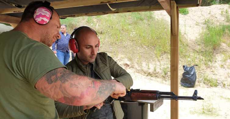 Sopot: experiencia de campo de tiro