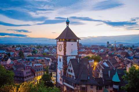 From Colmar: 3 Villages in France, Germany, and Switzerland