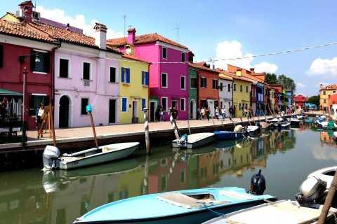 Venezia: escursione di mezza giornata a Murano e Burano