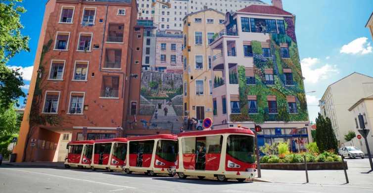 Lyon: tour de 1 hora en tranvía urbano con audioguía