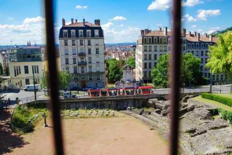Lyon: 1-stündige Tour mit City Tram und Audioguide